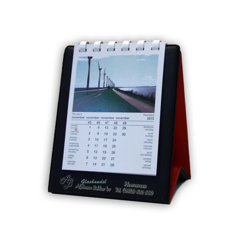 Bureaukalenders a2zreclame for Bureau kalender